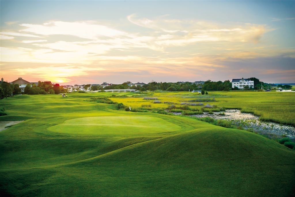 Wild Dunes Harbor Course in Isle of Palms, South Carolina