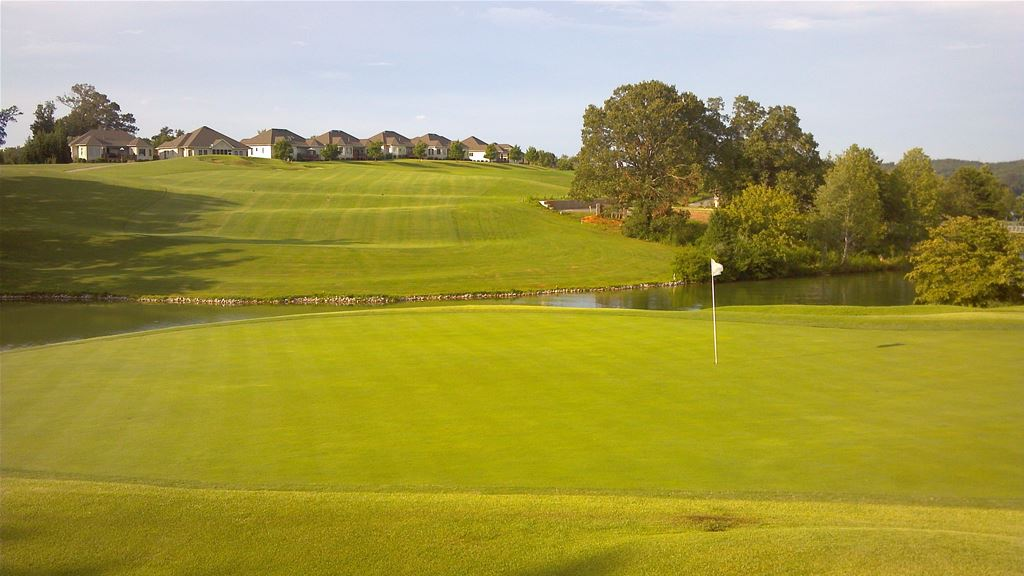 Tanasi Golf Course in Loudon, Tennessee