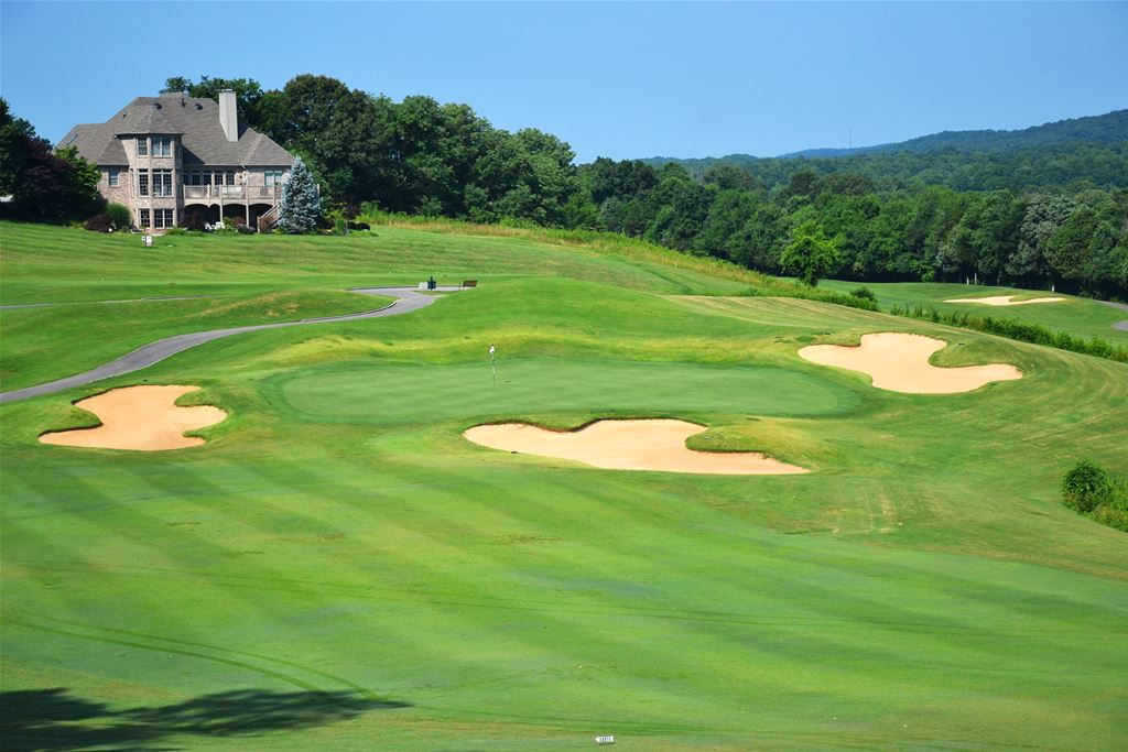 Avalon Golf Course in Lenoir City, Tennessee