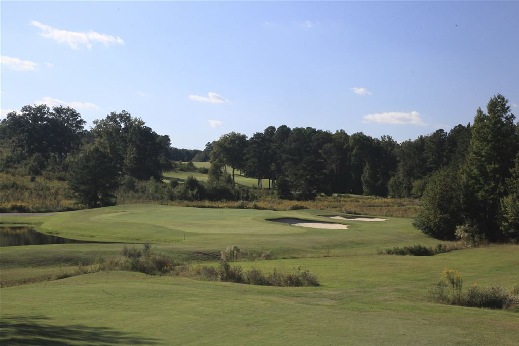 Little River Golf Resort in Carthage, North Carolina
