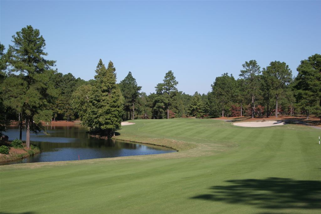 Whispering Pines River Course in Whispering Pines, North Carolina