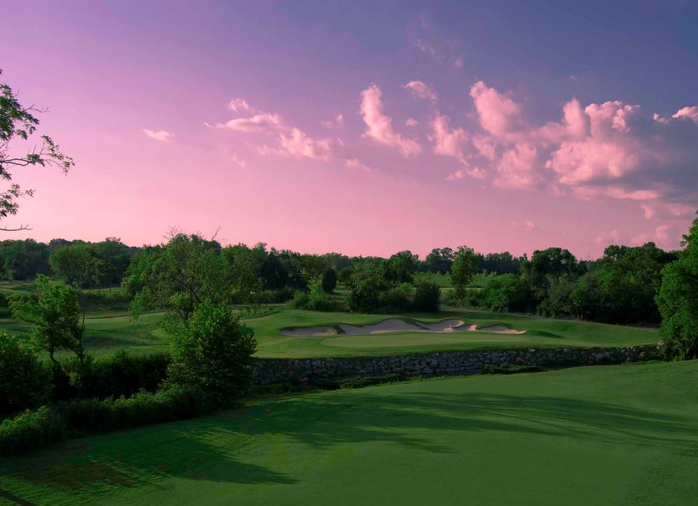 Kings Creek Golf Course in Springhill, Tennessee