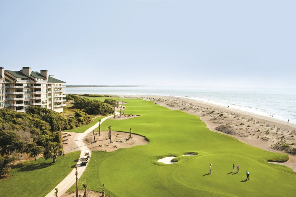 Wild Dunes Links Course in Isle of Palms, South Carolina