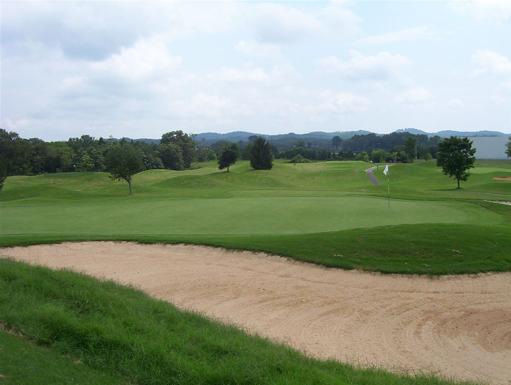 Millstone Golf Club in tennessee