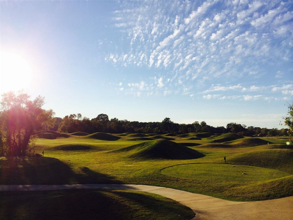 North Creek Golf Club in Southhaven, Mississippi