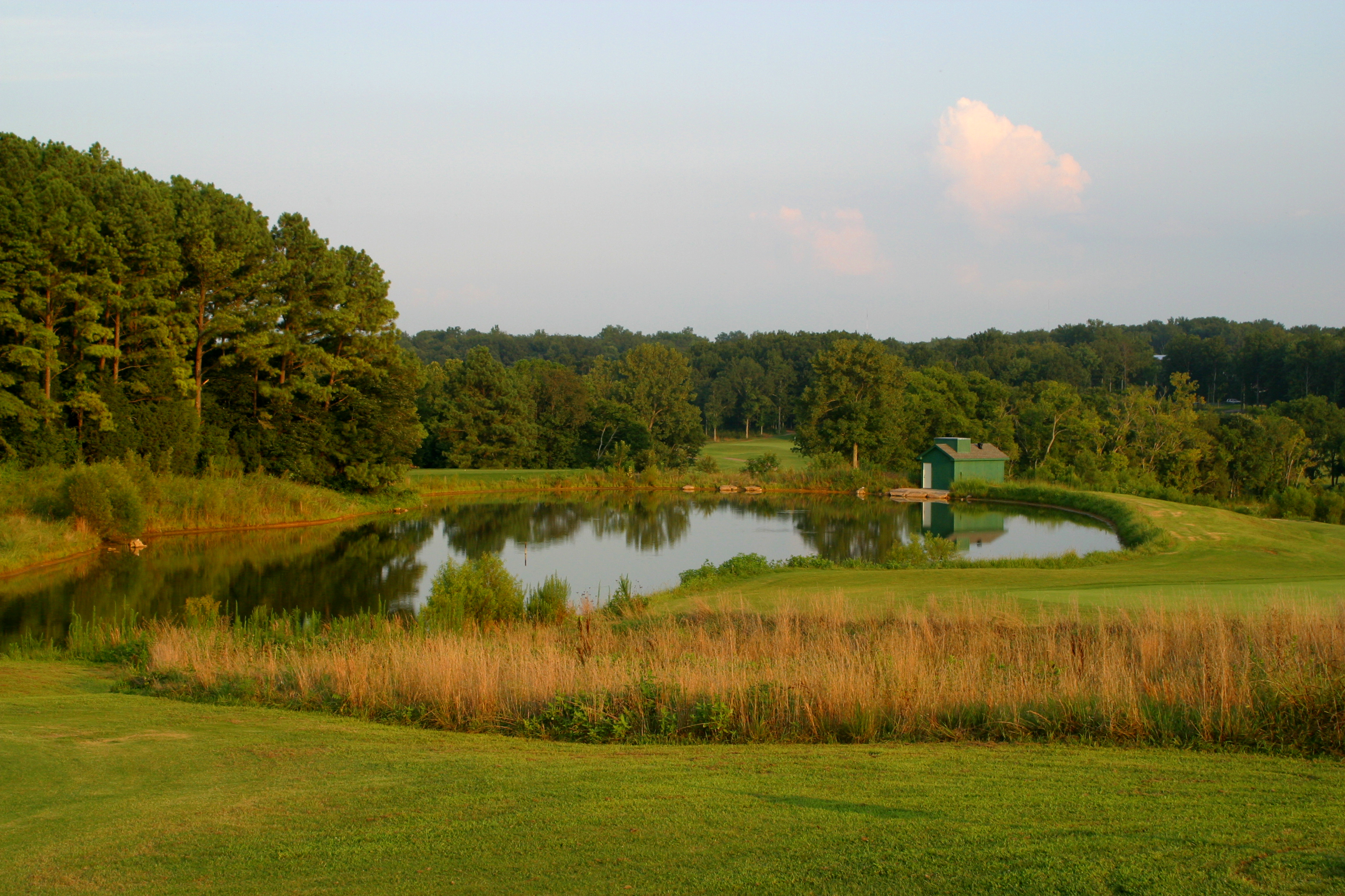 Pine Creek Golf Course in Mount Juliet, Tennessee