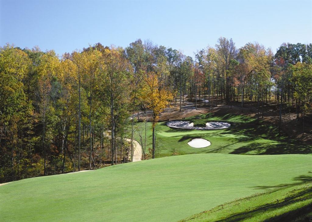 The Preserve at Jordan Lake Golf Club
