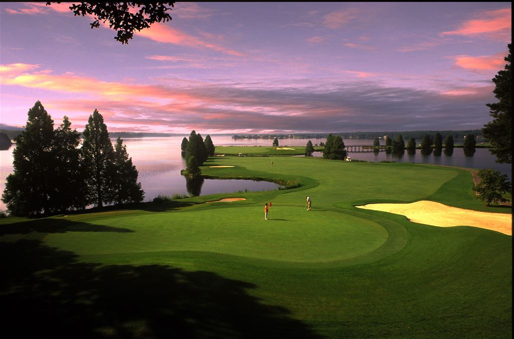Woodlake Maples Course