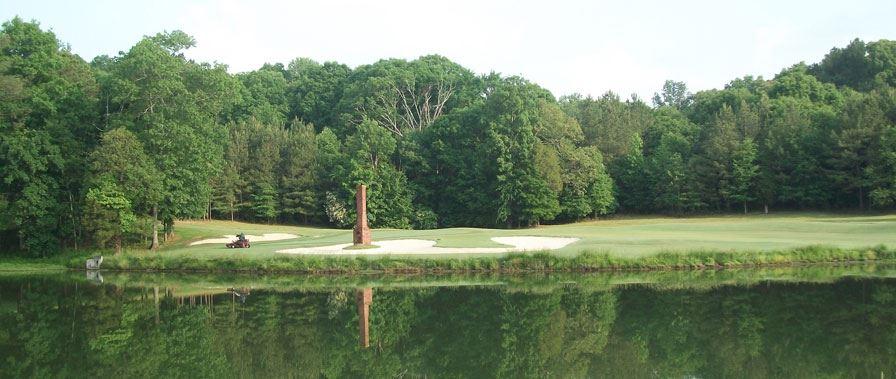 Fields Ferry Golf Course in Calhoun,