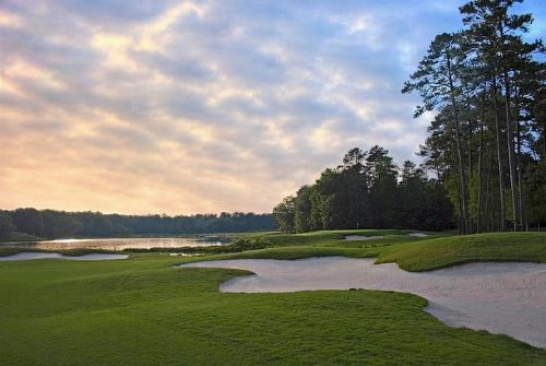 Grand National Links Course in Opelika, Alabama