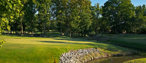Quail Ridge Golf Club in Bartlett, Tennessee