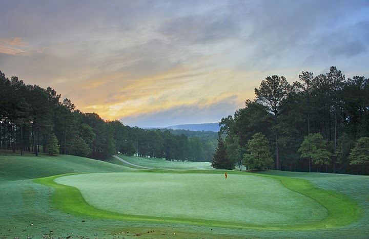 Oxmoor Valley Ridge Course