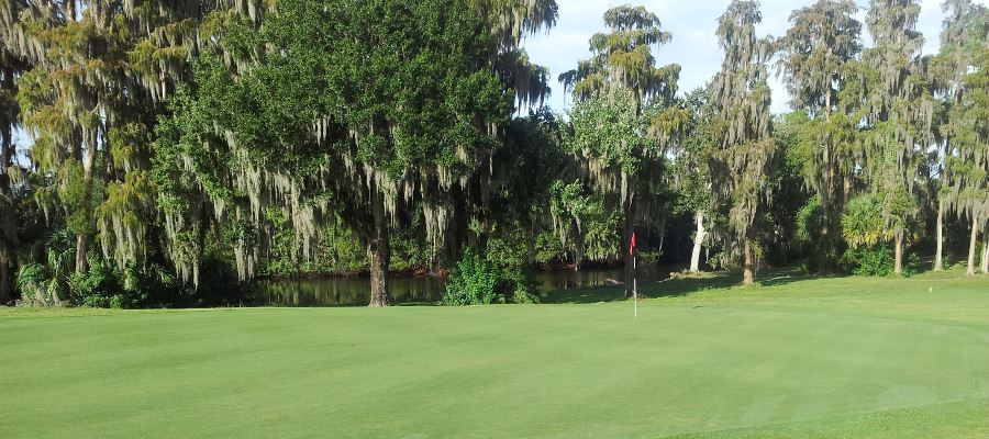 Tarpon Woods Golf Course