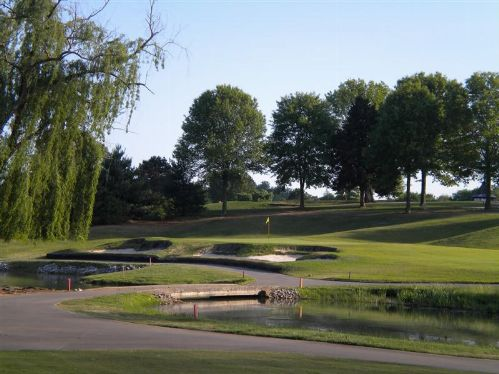 Willow Creek Golf Course in Knoxville, Tennessee