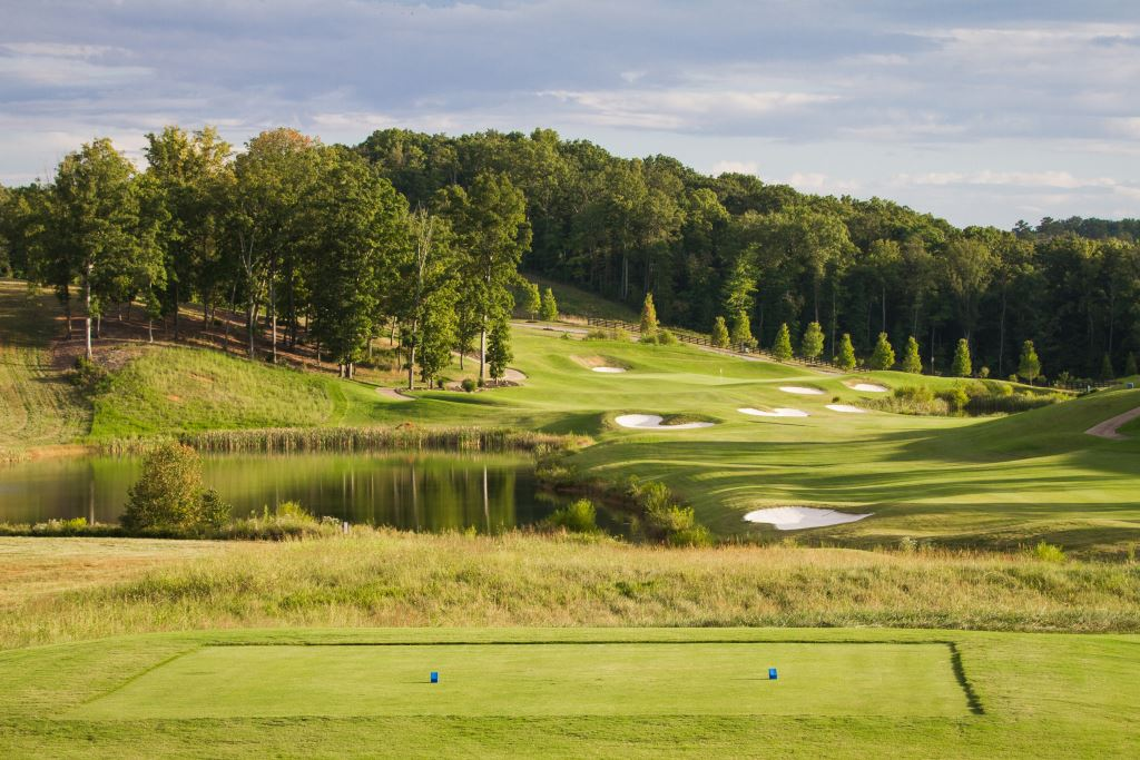 Wind River Golf Course in Lenoir City, Tennessee