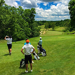 Lexington, Kentucky provides outstanding golf