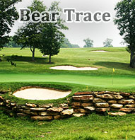 Bear Trace Golf Course Cumberland Mountain
