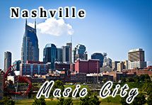 Downtown Nashville Music City Golf