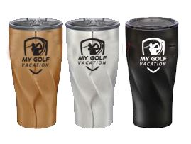 Jet Tumbler with Twisty bottom - 20 oz.