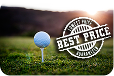Best Price Guarantee for Golf
