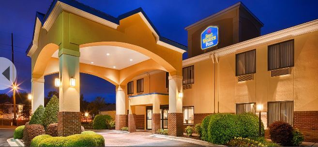 Best Western Plus Greenville NC
