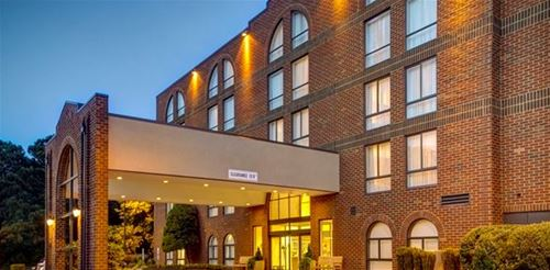 Embassy Suites Williamsburg