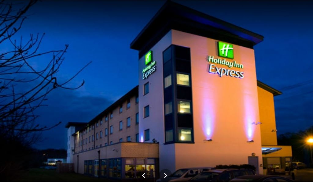 Holiday Inn Express Busch Gardens Area