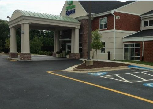 Holiday Inn Express Williamsburg