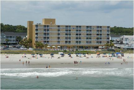 Holiday Inn Oceanfront Surfside Beach