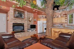 Bear It Treehouse 4 bd