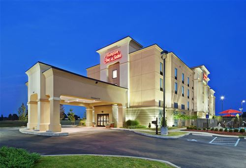 Hampton Inn Millington