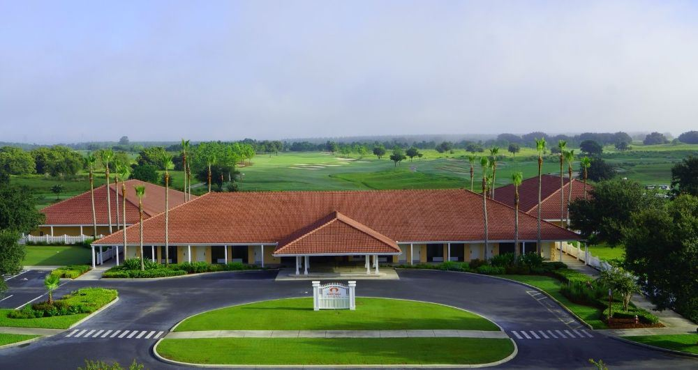 Orange County National Lodge