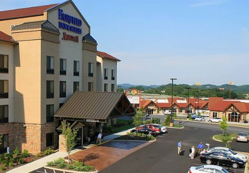 Fairfield Inn & Suites Sevierville