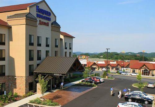 Fairfield Inn & Suites Sevierville