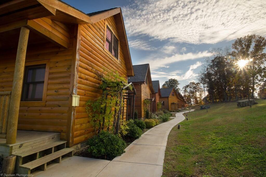 Sequoyah Tuskeegee Lakefront Cabins