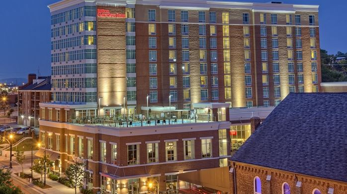 Hilton Garden Inn Nashville Downtown