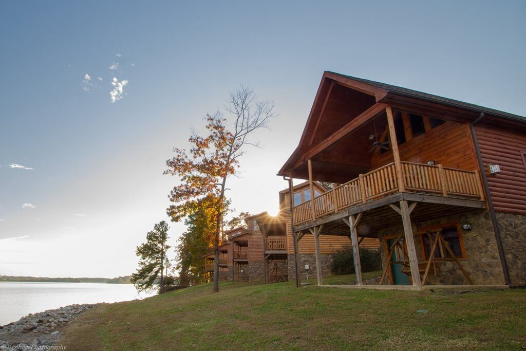 Sequoyah Citico Lakefront Cabins